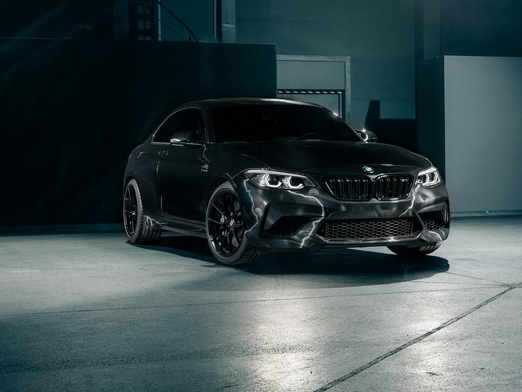Un #MartesconM exclusivo. El BMW M2 diseñado por @futuradosmil, una edición limitada y exclusiva de 500 unidades a la venta para el mercado internacional. Una obra de arte sobre ruedas. #TheM2