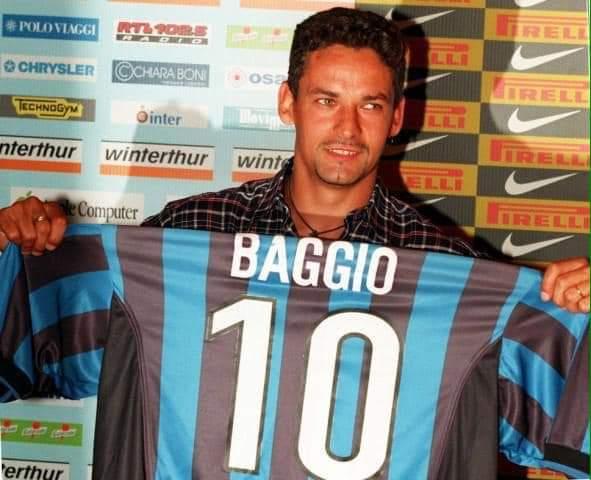 #RobertoBaggio