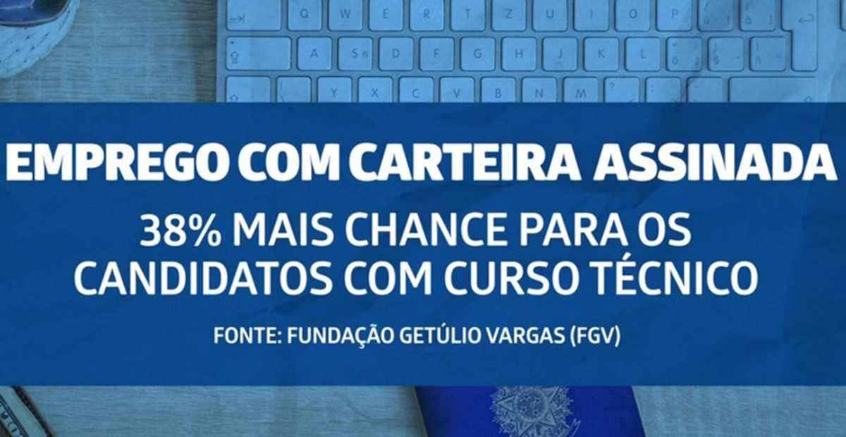 Procurando emprego? Pega essa dica do #MaisVocê e confira a lista de cursos técnicos existentes no Brasil ➡️ https://t.co/BX4F5LAZol https://t.co/Lok26NTE3n