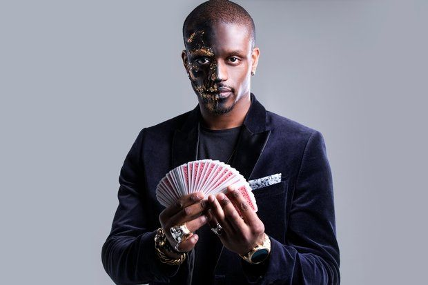 We all need some #Magic in our lives. @MagicalBones is just he person to bring that, big stylee + he breakdances too A sleight of hand + body shake up spectacle is Black Magic, his latest + brilliant show. London @lsqtheatre 8/5 + a national tour too! https://buff.ly/2SegdUQpic.twitter.com/TVll0Cx2jy