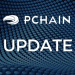 Image for the Tweet beginning: As #PCHAIN mainnet upgraded to