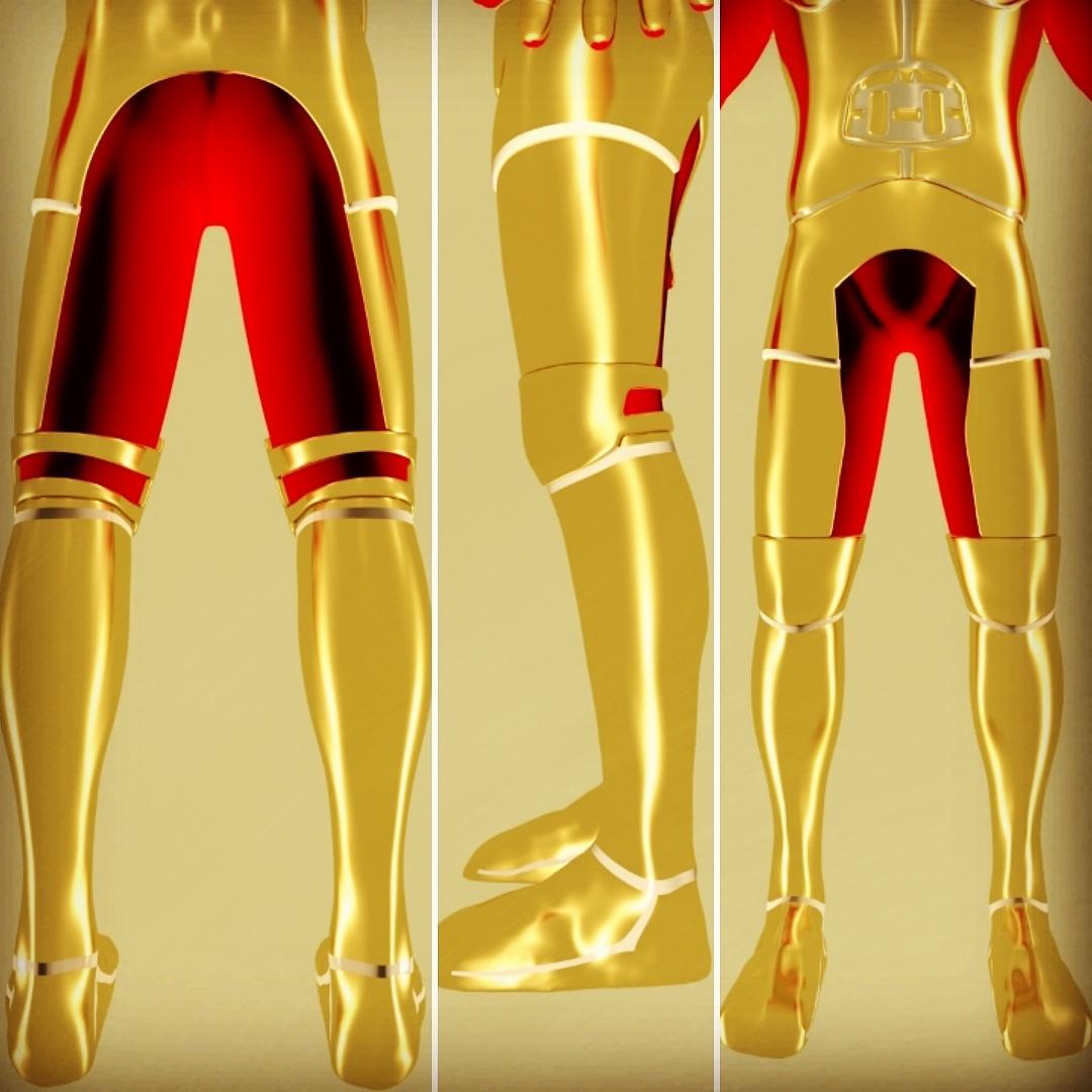 Наконец-то доделал нижнюю часть доспеха  #gracisl #3dsmax #3дмакс #art #арт #3дарт #3dart #twitch #youtube #moderator #armor #доспехи #броня #золото #gold #highpoly #рыцарь #knight #knightarmor #gamedev #character