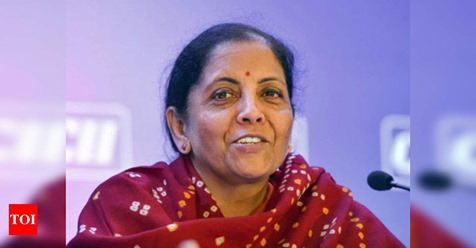 Several sectors concerned over supply from China, Sitharaman on #CoronavirusOutbreak http://toi.in/jVGQHZ6/a24gk via @TOIBusiness