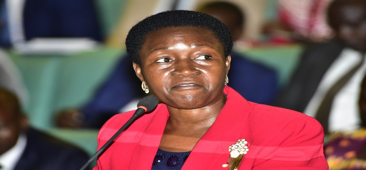 @Educ_SportsUg State Minister, Hon Rosemary Seninde requests that they present the statement the roll out of the lower secondary school curriculum be presented on Thursday, 20 February 2020. She adds that there is need to present comprehensive responses. #PlenaryUg