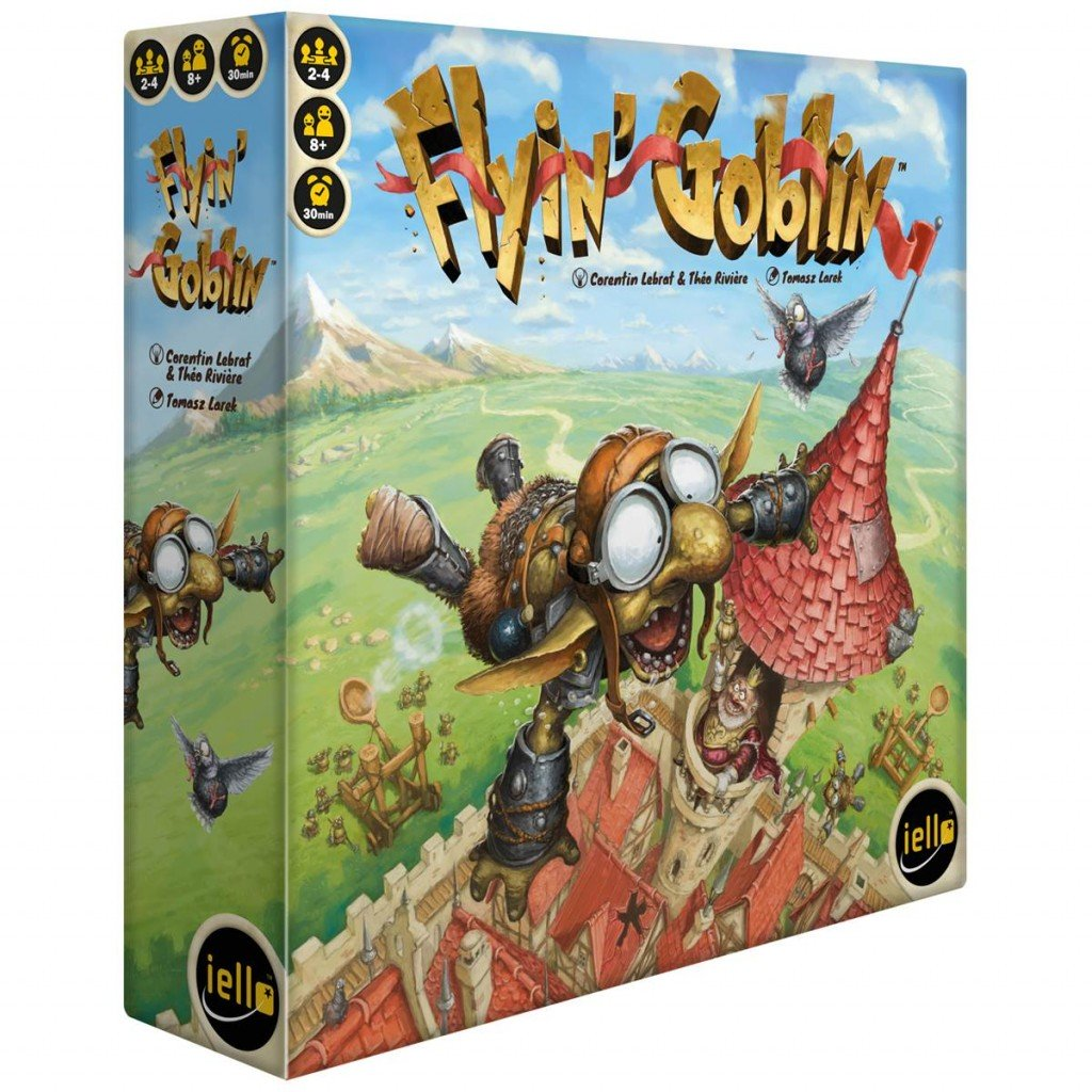 [Plateaux] Flyin' Goblin est disponible. Chez @IELLO_France #boardgames #boardgame #boardgaming #Gamesnight #gamenight #tabletopgame #jeuxdesociete #jeuxdeplateau #J2P #tabletop #J2S #JDS #games #Jeux #LAutreMondepic.twitter.com/3T8u09A5je