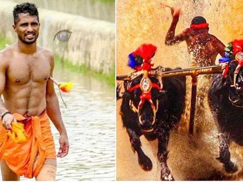 #SrinivasGowda #Kambala Another Kambala racer Nishant Shetty breaks Srinivas Gowda's 100m recordREAD▶️http://toi.in/dF7qAb/a24gk