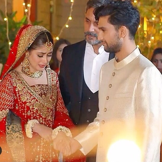 Ahad raza and sajal ali wedding.  Follow me. @lollywood_dz #nidayasir #yasirnawaz #neelammuneer #hinaaltaf #atifaslam #mayaali #mawrahocane #sadafkanwal #rabiabutt #ayeshaomer #sanambaloch #ayezakhan #imranabbas #iqraaziz #mahirakhan #sanajaved #pakcelebz #pakistan #loser05pic.twitter.com/byDmimwdjX