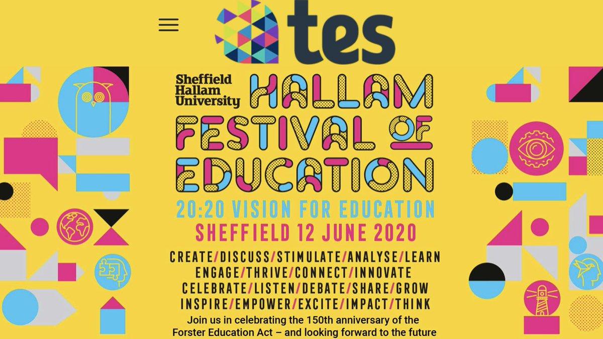 Exciting news! hallamedfest.org.uk