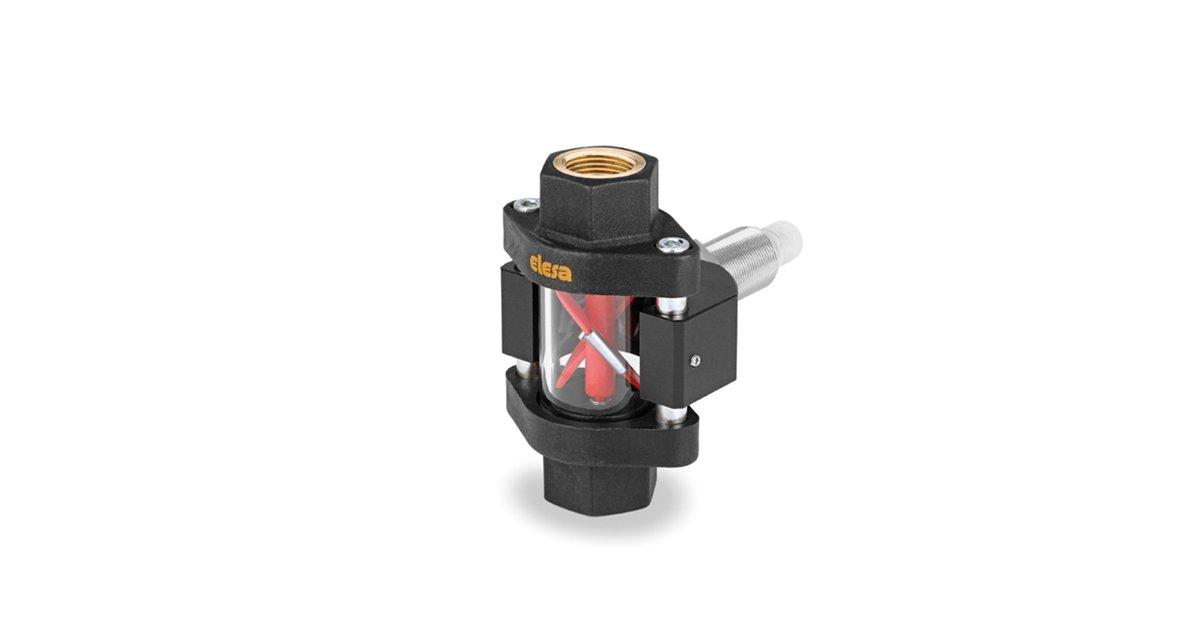 Neu im Programm sind die HVF-E Durchflussanzeigen mit Sensor, Buchse aus Messing. Schauglas aus Borosilikat Glas auch für den Einsatz mit Glykol-basierten Lösungen geeignet. Die Durchflussanzeige kann in jeder Position angebracht werden. Mehr dazu hier: https://www.elesa-ganter.at/de/aut/Olschauglaser-Olstandanzeiger-Verschlussschrauben--Durchflussanzeigen-mit-Sensor--HVF-E-G38-G12#listtype=search&term=hvf-e…pic.twitter.com/g13F2xEMgP