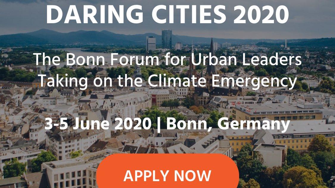 Daring Cities = #Urban #Nature #Innovation https://t.co/bCjsYPa5aZ https://t.co/vrVEjdDUpK
