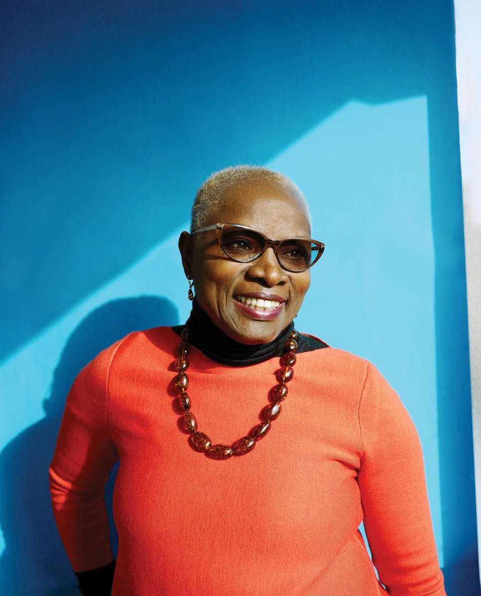 What Angélique Kidjo can't live without: on.wsj.com/2P3sPvW