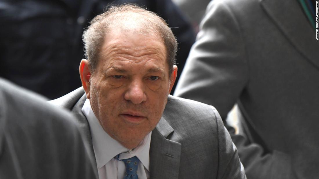 Jury deliberations begin in Harvey Weinstein's rape trial cnn.it/2P0YM80