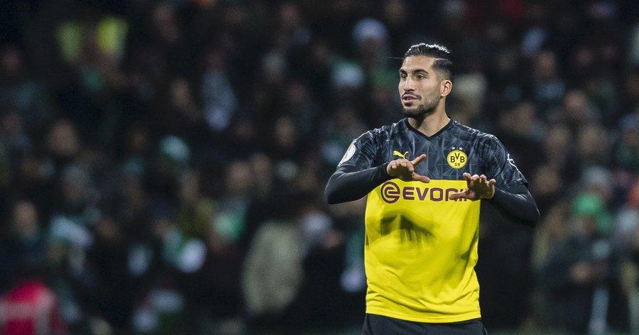 Emre Can sign edéfinitivement à Dortmund