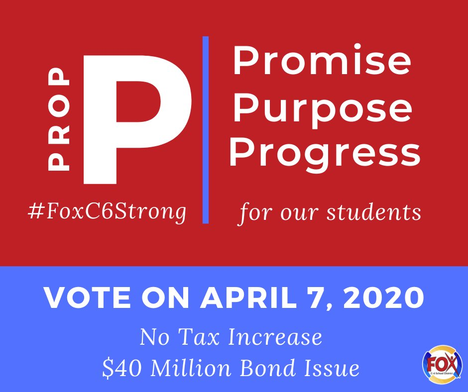 Go to foxc6prop.org to learn all about Prop P.