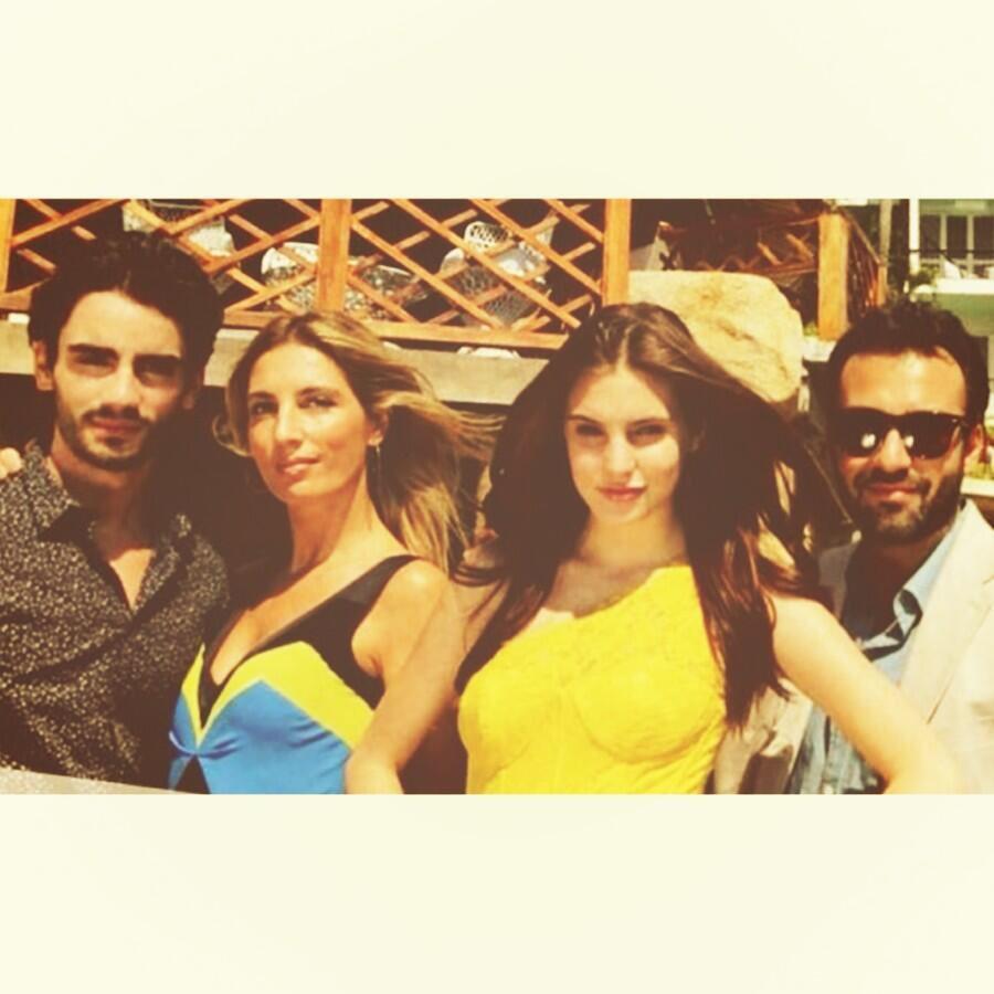 Día 12 : Maca en Gossip Girl Acapulco.  #MacarenaAchaga  #Macabeso   #28DaysOfMacarena  #28DiasDeMacarenapic.twitter.com/To2lSukFJx