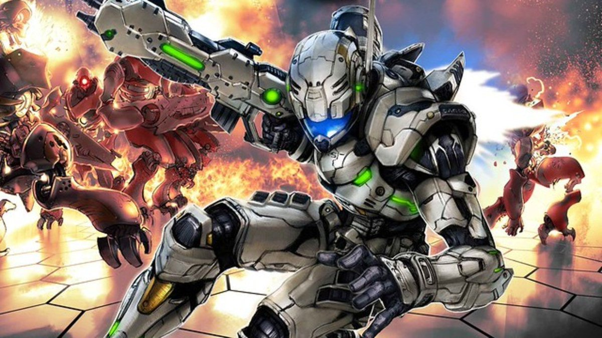 Vanquish - One of PlatinumGames' Best Titles Knee Slides to PS4  #Repost #Reviews #SEGA #PS4 #Vanquish