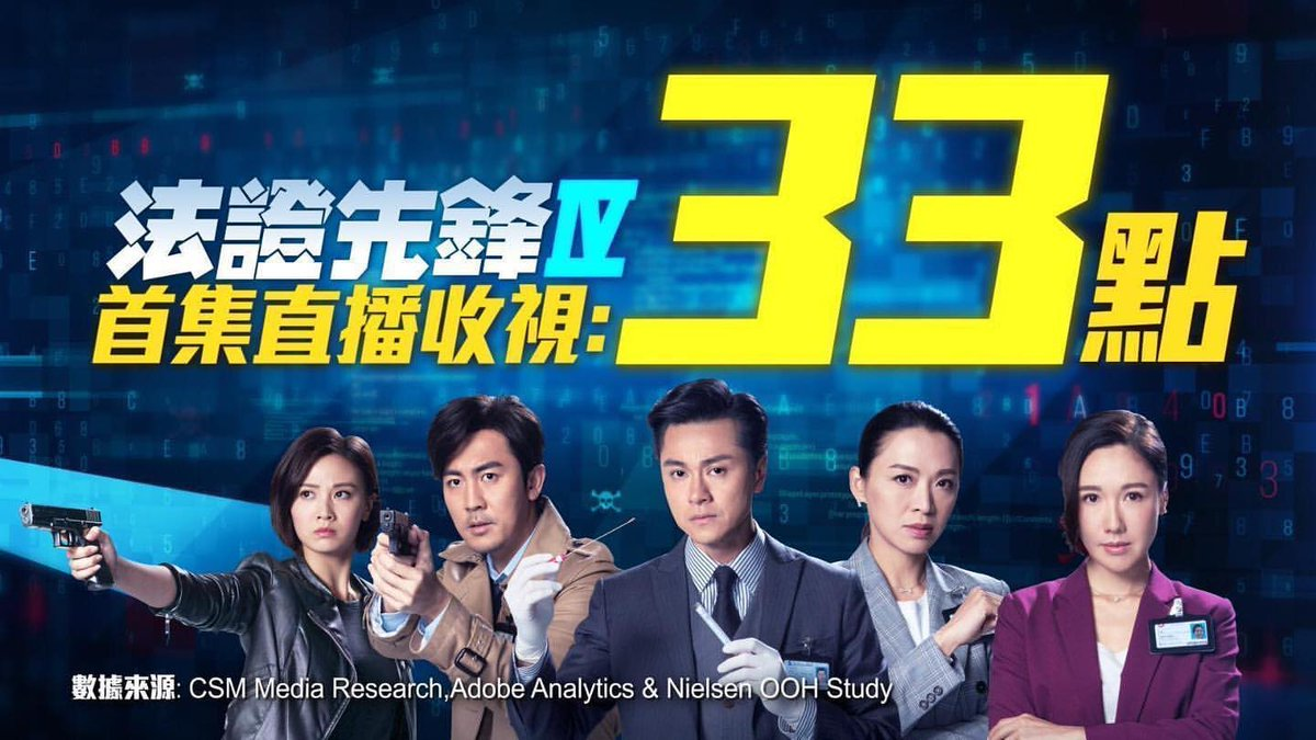 ˏˋ Tvb Dramas ˎˊ On Twitter Forensic Heroes Iv 法證先鋒iv Comes Out Next Month I M Going To Watch It Because It S My Favorite Genre Investigative Crime And I Do Like The Cast I