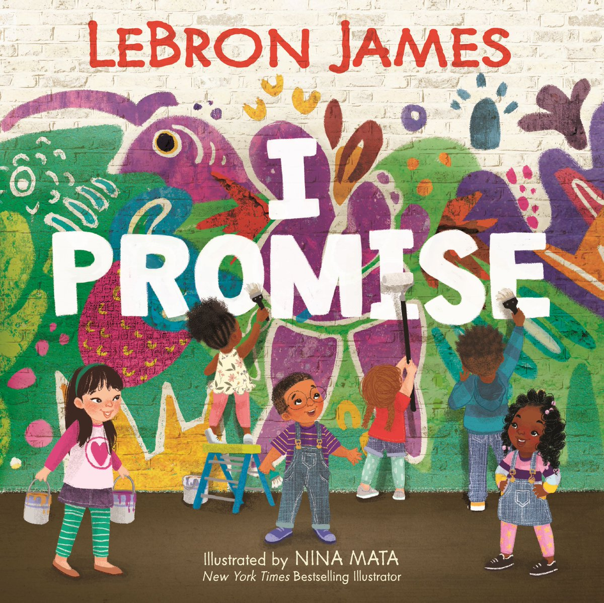 Coming soon!! Our very own children's book @KingJames @HarperCollins 😭 📖 #IPROMISE harpercollins.com/9780062971067/…