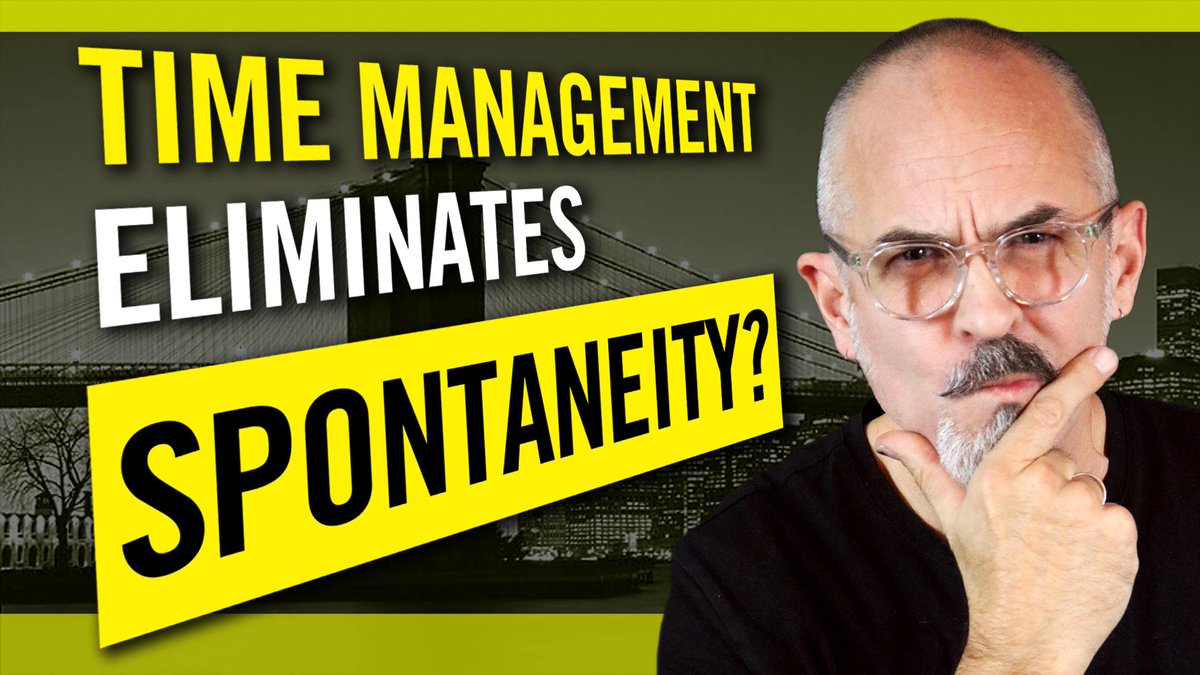 How To Be Happier and More Productive - Does Time Management Eliminate Spontaneity?  https:// youtu.be/Ht2Xh7XtczE      #entrepreneurship #careeradvice #personaldevelopment #timemanagement #productivity #todolist #prioritymanagement<br>http://pic.twitter.com/BFEk6MaMA9