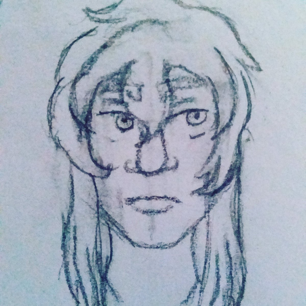 Mmmm look at this handsome boi  -pats Lawrence's head- UwU  #OC #originalcharacter #character #portrait #drawing #ocdrawing #ocportraits #sketch #sketchbookdrawing #sketchbook #draw #drawingoftheday #dailydrawing #traditionalart #ric3_OC