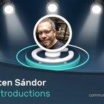 Image for the Tweet beginning: Meet Torsten Sándor, Komodo's Technical