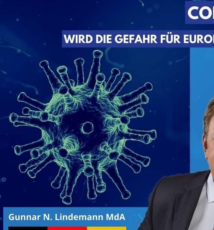 #AfD  Typ Gunnar N. #lindemann zeigt sein wahres Gesicht. pic.twitter.com/A1h3SZPwps