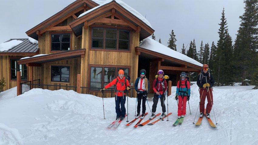 Backcountry huts we love in Colorado: trib.al/ElfLtLz