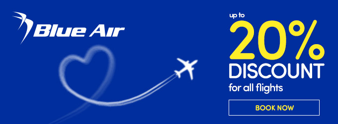 Book flights with @FlyBlueAir with these great savings only available today (18th) and tomorrow (19th) !  Fly to the beautiful Bucharest or cultural Bacau from Liverpool  https://ljla.uk/2x1EAXW   #blueair #savings #sale #wherenext #bucharest #bacau #FlyLPLpic.twitter.com/P0ErNhT9tI