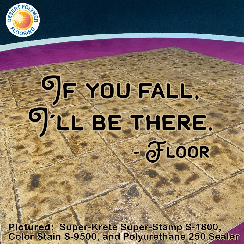 We got your back...  #flooringinspiration #floors #desertpolymerflooring #decorativeconcrete #garage #garagecoatings #design #flooring #contractor #cement #garagegoals #homedesign #homeinspiration #HomeDesignIdeas #homedesigninspiration Super-Krete Productspic.twitter.com/OSqMZjYB5u