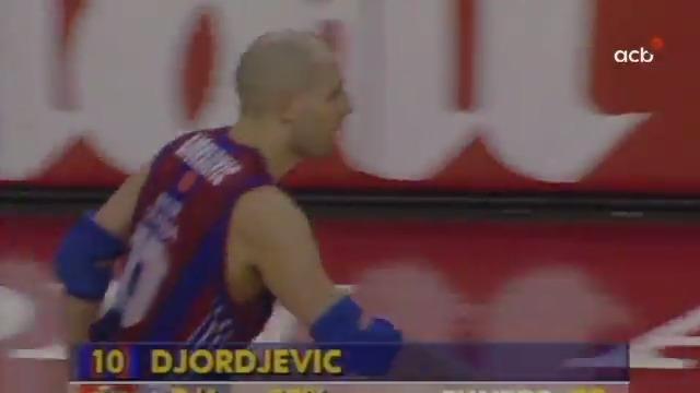 📅 Hoy hace 2⃣3⃣ años... ¡el mejor partido de Sasha Djordjevic en la acb! 3⃣6⃣ puntos 4⃣2⃣ valoración #LigaEndesa