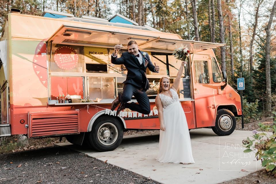 Let the 2020 #wedding season begin!🥂🍾We are #catering our first wedding of the year this Saturday and will have weddings every weekend following! Keeping the good times rollin'! 🎉🙌  #texstacos #nuevatexicana #southerntexmex #atlfoodtruck #atltacotruck #atlfoodies #atltacos