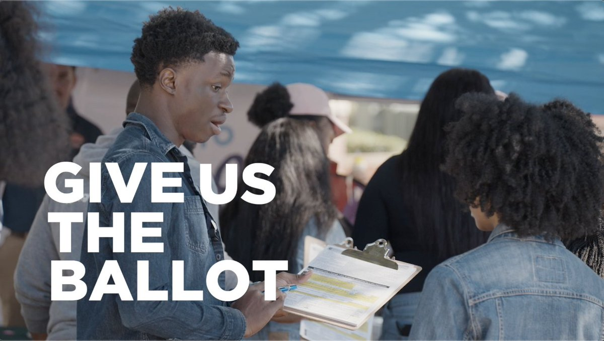 Today is the LAST DAY to register to vote in Floridas presidential primary. Demand a ballot. Use your power. forwardfla.com/register RT to get the word out.