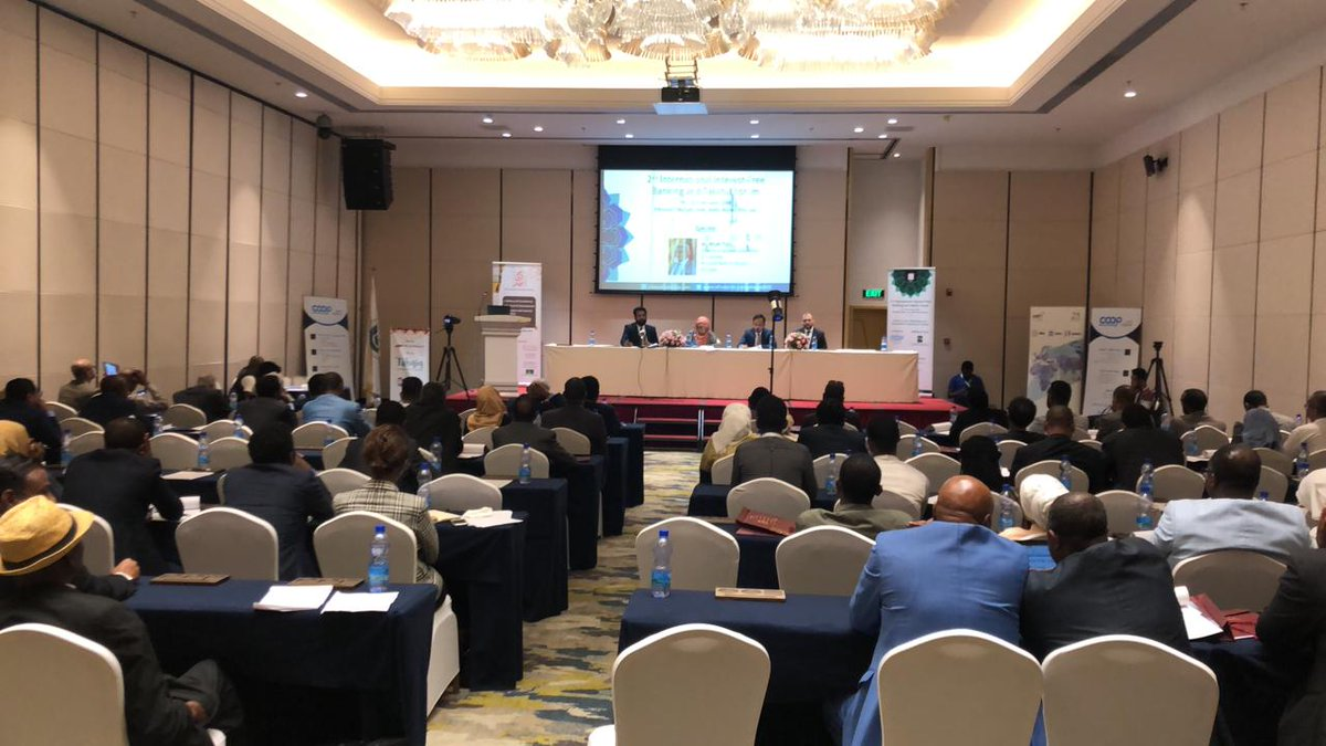 At the 2nd International Interest-Free Banking and Takaful Forum #PathSolutions #AAOIFI #InterestFreeBanking #IslamicFinance #TechnologyInnovation #Takaful #Africa #Ethiopia @AlHudaCIBE1pic.twitter.com/JKlylU16aw