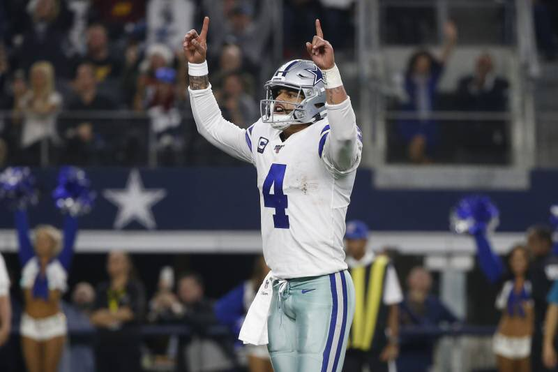 Real  Cowboys fans know that Dak Prescott is the real deal and we also know that he going to  carry this  team to many Super Bowls So y'all haters can  shut the fuck up and move on with yourself because he's not going anywhere