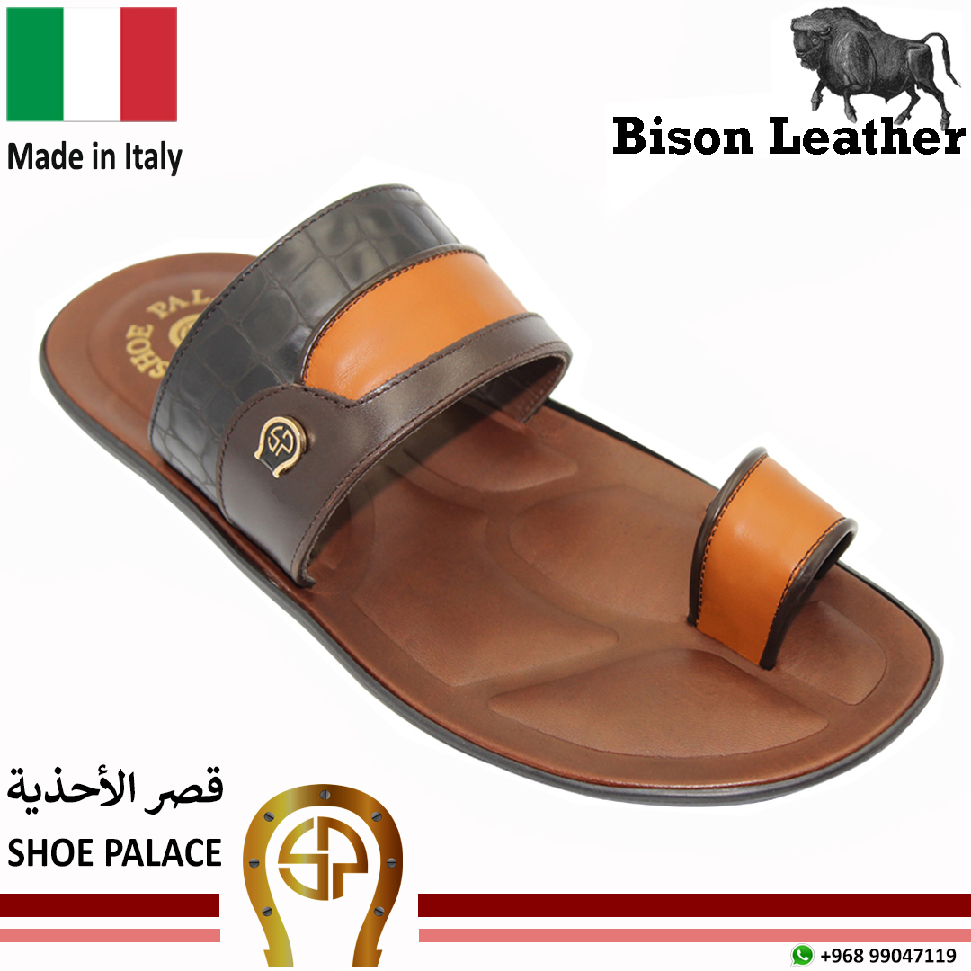 Traditional yet fresh and young, meet the new Bison all Italian sandals and enjoy. Only at SHOE PALACE. #oman #shoes #mensfashion #fashion #followfriday #followback #giveaway #crypt #photography #thankful #fridayfeeling #muscat #shoepalace #luxury #shopping