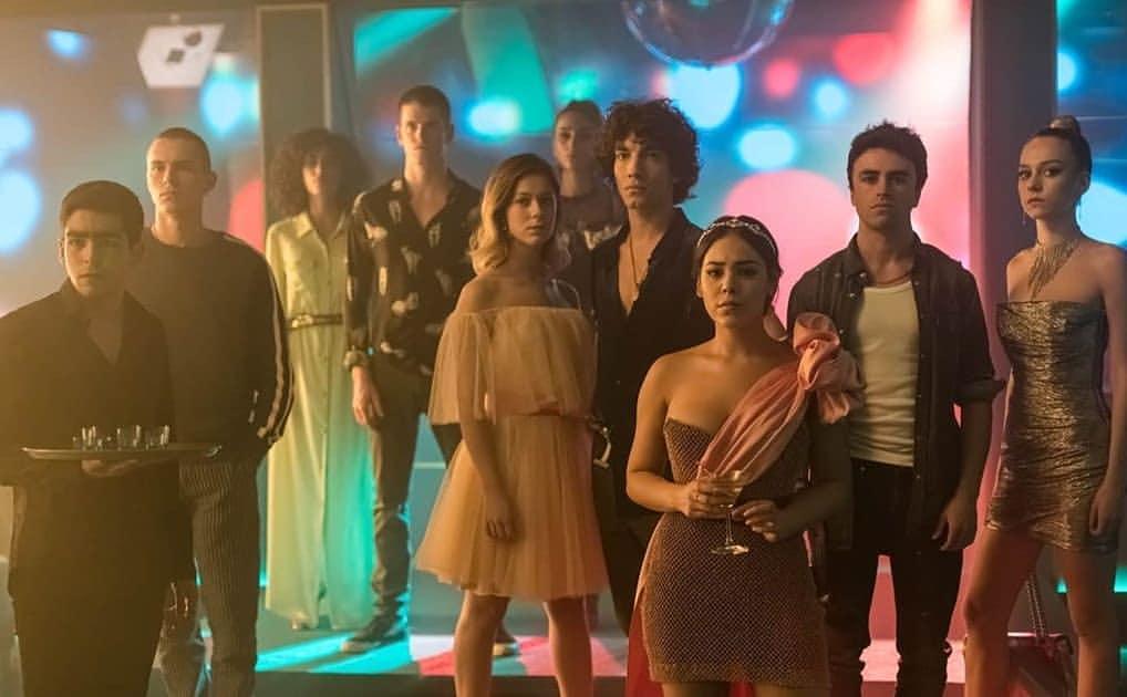 Elite   Teaser revela data de estreia da 3° temporada