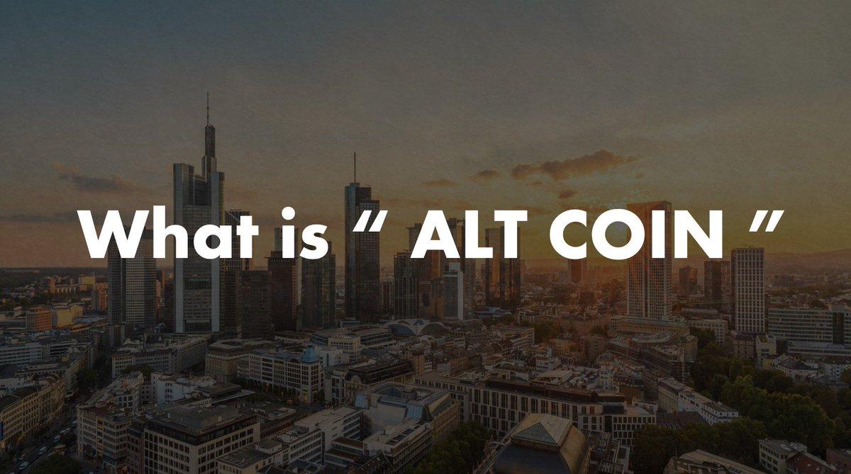 [第9回ブロックチェーン基礎]Bitcoin だけじゃない!?アルトコインの正体とは??仮想通貨ってビットコインだけじゃないのはご存知ですか?!でも、なんのために存在しているのか…1分で教養高めましょう😁#Blockchain #駆け出しエンジニアと繋がりたい #駆け出しエンジニア