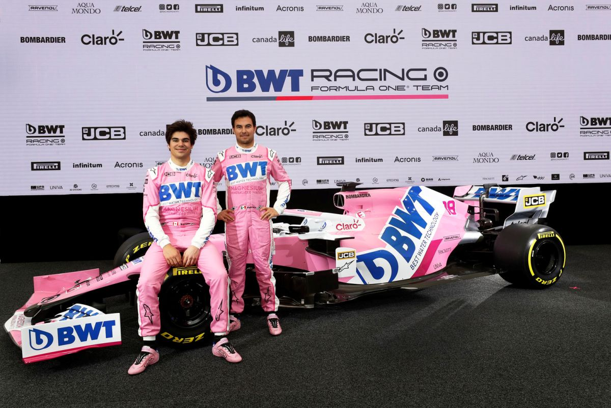 #RacingPoint target podiums and P4 in the Constructors' with 'distinct' 2020 car  Read more here >> http://bit.ly/RP-Podiums-P4-2020…  #F1
