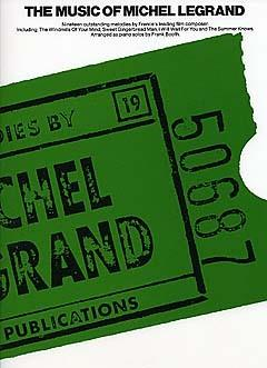 ♫ BOOK OF THE DAY ♪  The Music of Michel Legrand  Sixteen outstanding melodies by France's leading film composer arranged as piano solos.  https://www.stgilesmusic.co.uk/the-music-of-michel-legrand-11229-p.asp…  #MichelLegrand #Piano #SheetMusic #ShopLocal #Northampton