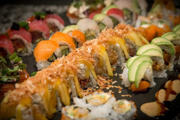 We're on a roll with #sushi in #Orland!: