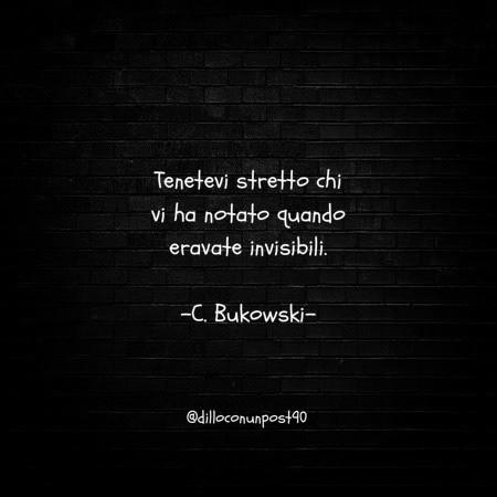 . . .  #citazioni  #citazionitumb  #dilloconunpost90  #nessuno  #notare  #aforismi  #parole  #bukowskipic.twitter.com/yOtBt4Vanh