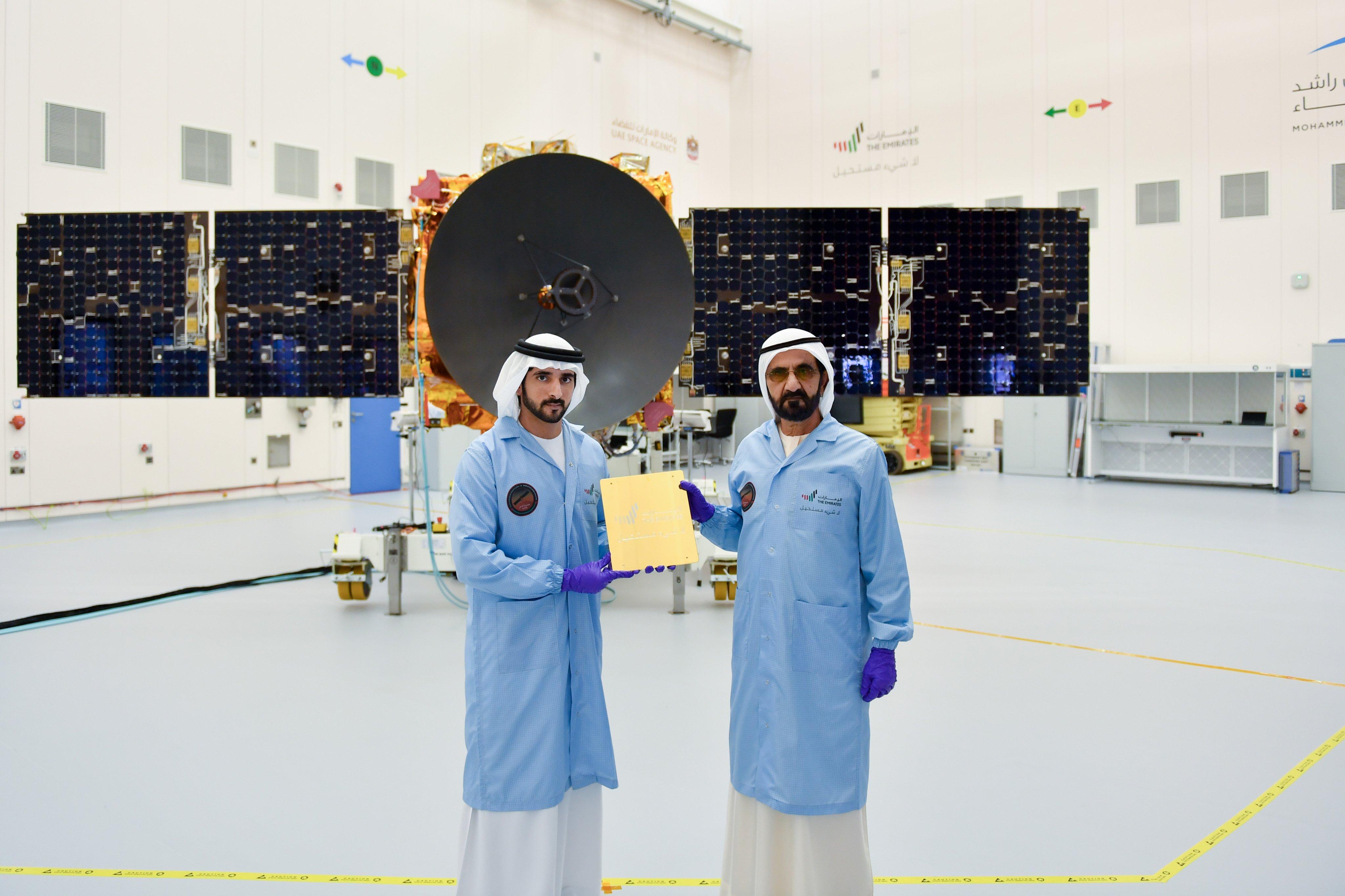 Emirates Mars Mission: les EAU veulent Mars - Page 4 ERERHJEXUAIcpP6?format=jpg&name=4096x4096