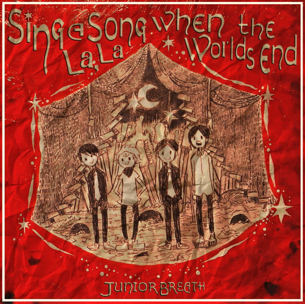 【サブスク配信開始!】2nd AlbumSing A Song La,La, when the Worlds enditunesAppleMusicSpotify