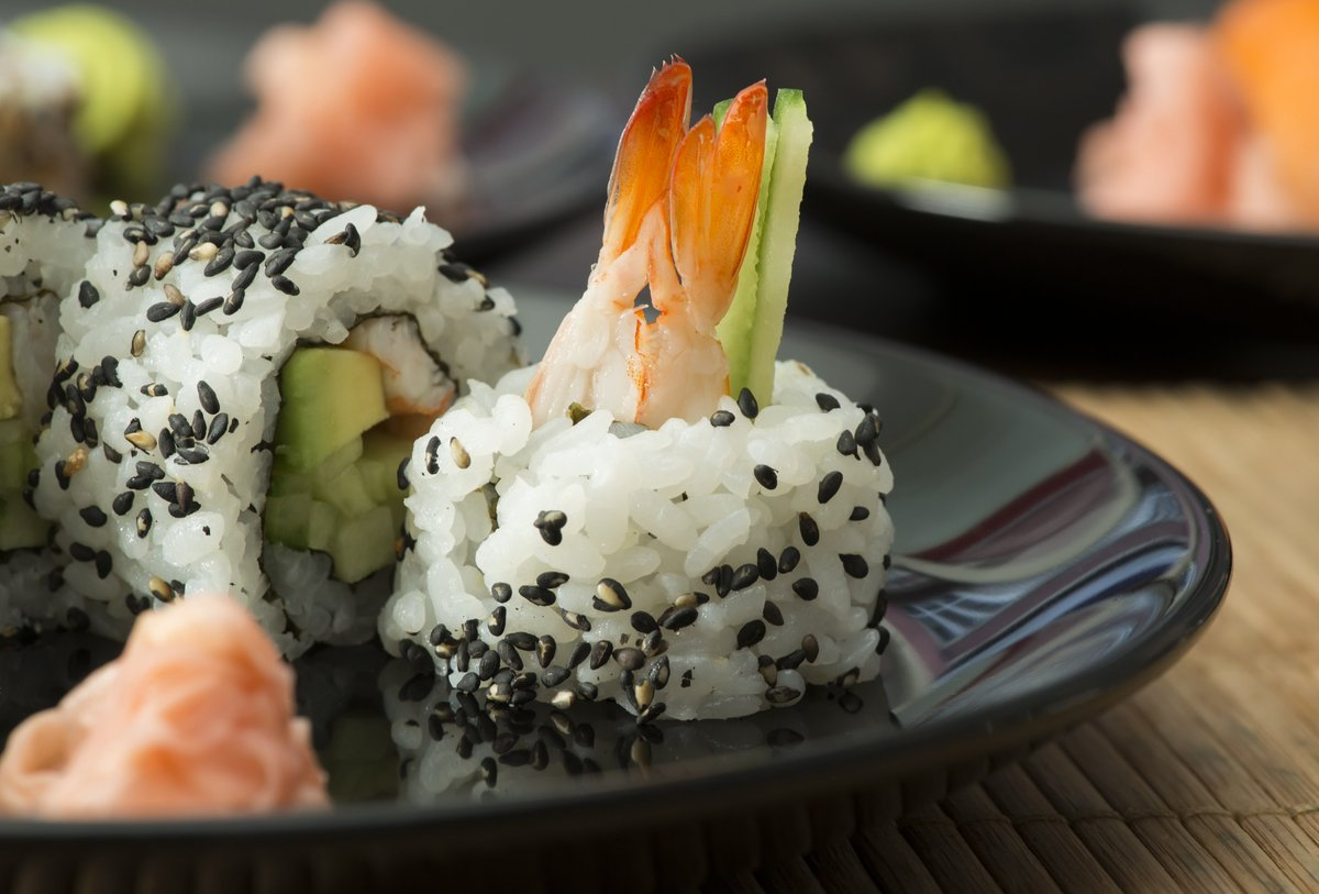 Some serious sushi for a Tuesday 😍😍😍 #tuesdaytreats #sushi #seafood