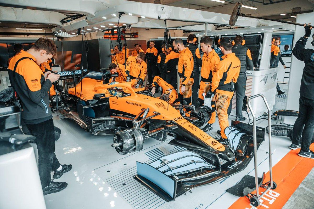 فريق ماكلارين يتوقع موسماً صعباً جداً في 2020 #فورمولا1  http://autosportme.com/?p=564143 . . #F1 @F1