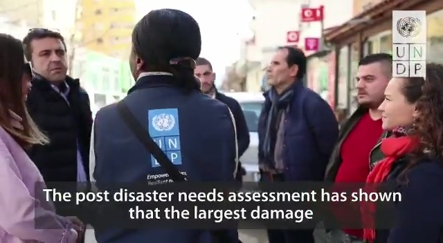 At Mondays Donor Conference in Brussels, the intl community pledged over €1 billion toward #earthquake recovery in Albania. @UNDPAlbania explains how #Albania, @UN, @WorldBank, & @EU_Commission are working #Together4Albania: bit.ly/2uU4wti