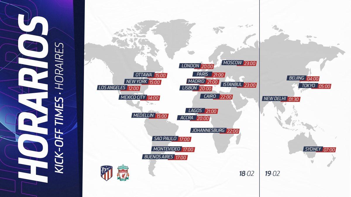 [ 🌎 ] Vous allez vivre Atlético 🆚 Liverpool depuis…? On vous lit 🧐  🇫🇷❓ 🇨🇩❔ 🇨🇦 ❓ 🇨🇲❔ 🇧🇪❓ 🇨🇮❔ 🇲🇬❓ 🇭🇹❔ 🇸🇳❓ 🇧🇫❔ 🇧🇯❓ 🇬🇳❔ 🇲🇱❓ 🇹🇬❔ 🇨🇬❓ 🇳🇪❔   🔴⚪ #AúpaAtleti | ⚽ #AtletiLFC | ⭐ #UCL