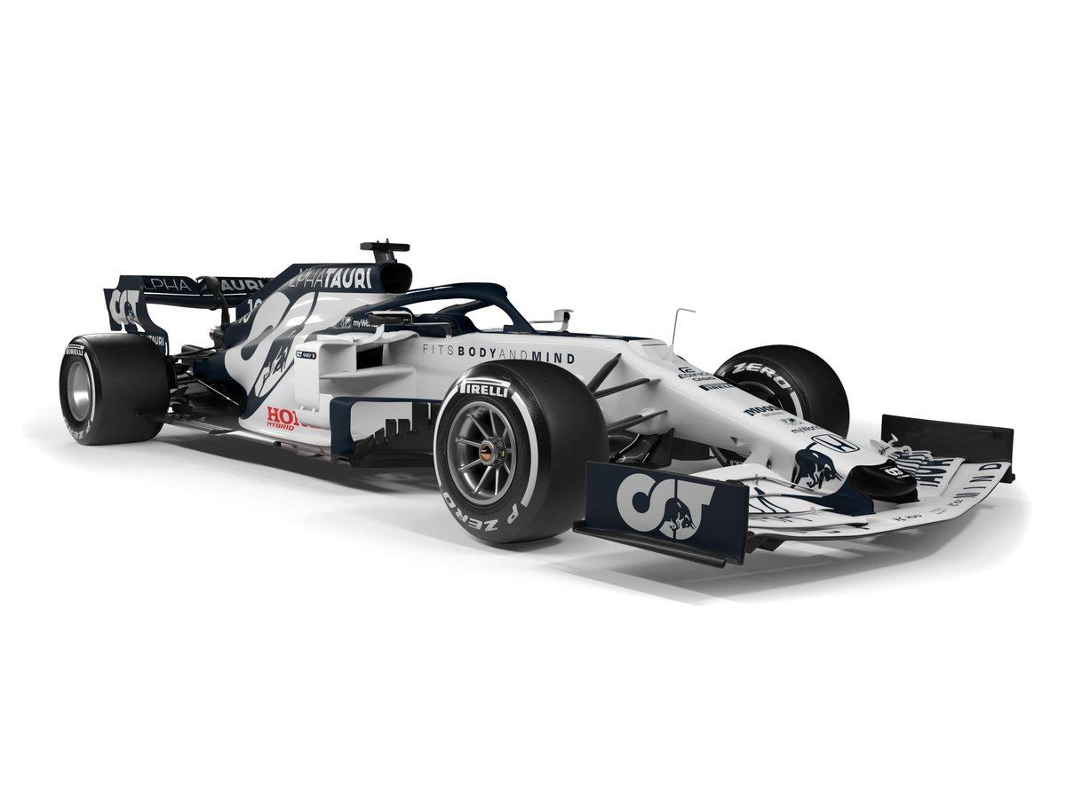 A nova equipe da Fórmula 1, @AlphaTauriF1, que nada mais é a antiga Toro Rosso, lançou na sexta feira o seu carro para a temporada 2020. Surpresa da temporada passada, com 2 pódios, a equipe se aproximou mais da @redbullracing e busca manter a boa fasse. #F1 #AlphaTauri