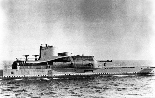 Surcouf, prize of General de Gaulle's Free French Navy, has disappeared with all 130 crew in the Caribbean, after freighter sailed away from collision. It may have been subsequently mistaken for a German U-boat & bombed by American planes.