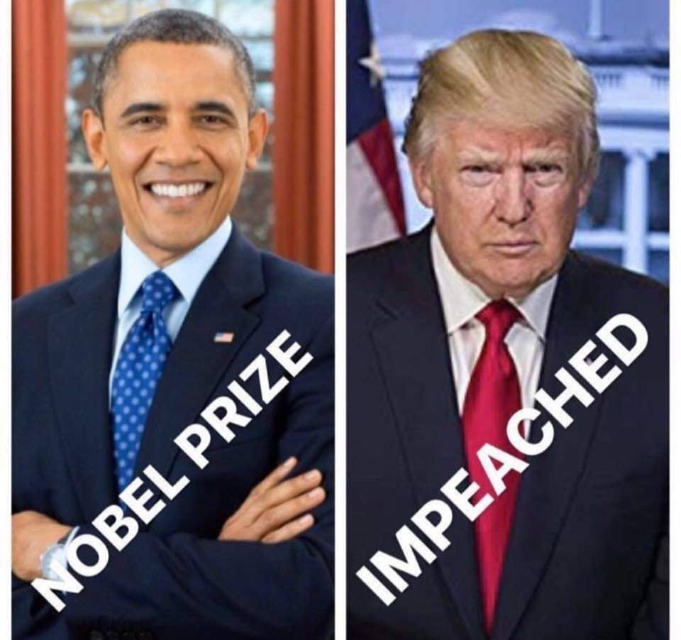 You seem to have a reality distortion field blocking your perception.  Trump is riding the coattails of the economy Obama brought bake from the dead.  #TruthMatters  #ObamaWasBetterAtEverything  #ObamaOutdidTrump <br>http://pic.twitter.com/ZINxKRNyuQ